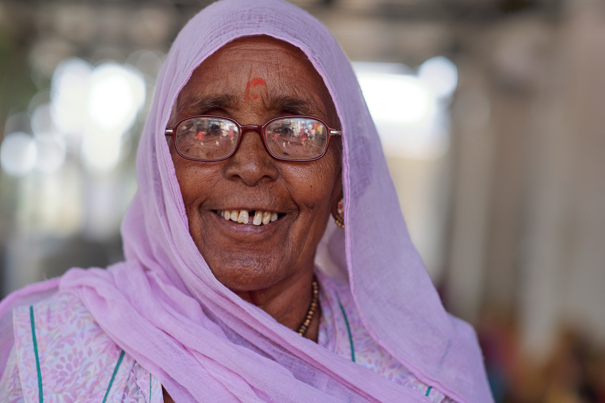 Portrait from Rajasthan (IV)